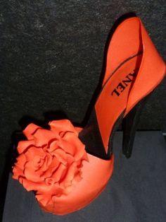 MK MDL para el talón y el zapato: Cakes (adornos paso a paso)