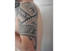 My Samoan Tattoo ..this is very similar to the style and design of my son's tattoo