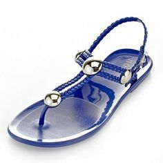 d8a0f5676f9118 Holster St Tropez Stud Jelly Sandal Jelly Sandals