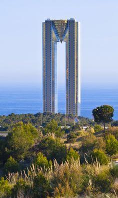 Edificio Intempo, enjoy it!