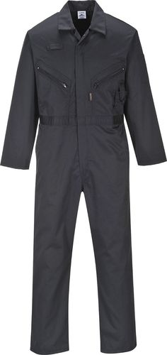 Portwest Zip Coverall Overall Protective Work Mechanic Boilersuit M 5XL | eBay