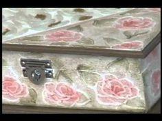 Tv Transamérica - Técnica: Relevo em madeira. olhem só que trabalho.Em artesanato, coisas para casa, não tem igual. Eu considerei as idéias mais criativas e relevantes no mundo do artesanato IOLANE CARON.