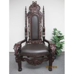 D-Art Collection Elephant King Chair