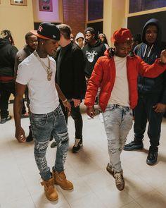 Hip Hop Playlist, Dark Skin Boys, Mixed Boy, Teen Boy Fashion, Lil Durk, Fine Boys, Celebs, Celebrities, Baby Daddy