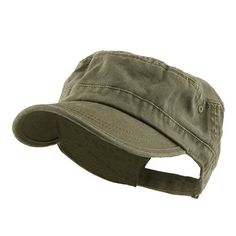 c8edc444f47 MG Enzyme Washed Cotton Twill Cap Sun Hats For Women
