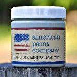 American Paint Company Milk Paint Colors Liberty