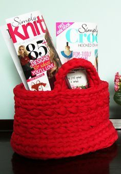 TOP 10 Free Crochet Baskets and Bowls Patterns
