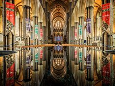 SACRED MIRROR Photo by Ria Deblaere — National Geographic Your Shot