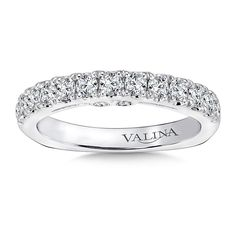 We love pave rings! Get this sparkle and glamour at J. Thomas Jewelers in Rochester Hills, MI!