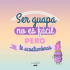 Jajaja Motivational Phrases, Inspirational Quotes, Love Quotes, Funny Quotes, Wall Quotes, Message In A Bottle, Spanish Quotes, Health Facts, Sentences