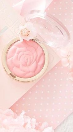 Milani pink blush - All About Pale Makeup, Rose Gold Makeup, Rose Gold Hair, Glamorous Makeup, Blush Milani, Pink Love, Pretty In Pink, Stylish Watches For Girls, Pink Photography