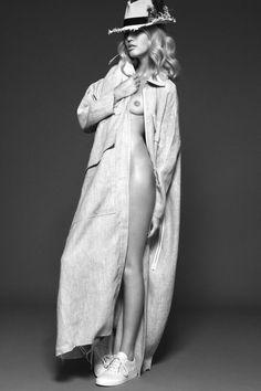 visual optimism; fashion editorials, shows, campaigns & more!: anna trosko by sara bille for no tofu magazine!
