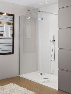 Simpsons Elite Easy Access Walk In Shower Enclosure - Cosy Bathroom, Small Bathroom, Family Bathroom, Bathroom Ideas, Downstairs Bathroom, Bathroom Inspo, Master Bathroom, Dream Bathrooms, Beautiful Bathrooms