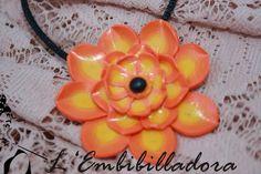 Penjoll flor taronja