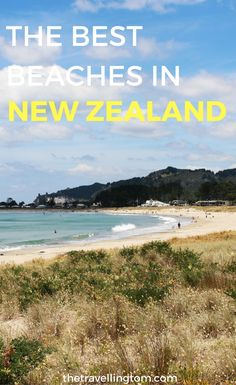 The best beaches in New Zealand. Find out which of New Zealand's beaches are the best to visit. Whether you're oing a New Zealand road trip or just visiting, there are lots of great beaches to visit. Check out New Zealand's best beaches now!  Coromandel Peninsual   things to do in New Zealand   where to go in New Zealand   New Zealand beaches   beaches of New Zealand   New Zealand travel   visit New Zealand #NewZealand #beaches