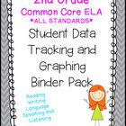 *2nd Grade Common Core- READING, WRITING, SPEAKING and LISTENING, and LANGUAGE*-ALL ELA standards are included in this Student Data Tracking Bind...