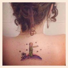Le Petit Prince.Alessia Mastroiacovo Chagall