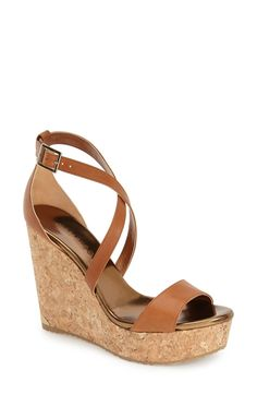 'Portia' Platform Wedge (Women)