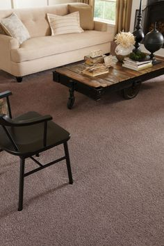 Cheap carpet installation and sales. The Carpet Guys offer cheap carpet and flooring from vinyl, laminate and hardwood at every free in-home estimate. Mohawk Flooring, Design Elements, Living Rooms, Carpet, Inspired, Guys, Luxury, Table, Inspiration