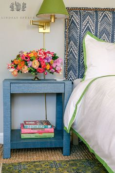Design your own grasscloth covered tables. Shown in the photos is a pair we made for a designer (http://www.lindsayspeace.com/ **photo credit Kate