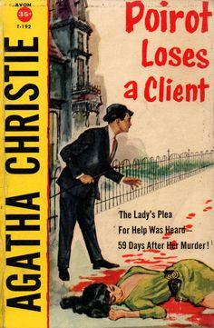 Poirot Loses a Client (Dumb Witness) - Avon.