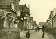 De Spaarpotstraat in de jaren 50