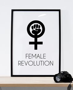 #GirlPower Human Power http://etsy.me/2kY6aD8 #Feminism #Feminist #Girl #Woman #Power #Empowering #Etsyshop #WallArt #HomeDecor #Printable #Quote #Inspirational #Motivational #Cheap #EtsyFinds #EtsyForAll #Stampe #Prints #Decor #EtsyHunter #etsyseller #art #black #instalove #instalike Wonderful Wall Art Designs to Brighten your Life!