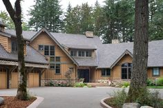 "20 Gorgeous Craftsman Home Plan Designs Craftsman Home Plam 2465 The Letterham  | <a href=""http://houseplans.co/house-plans/2465/"" title=""The Letterham House Plan 2465"">The Letterham House Plan 2465</a>: Craftsman-style design meets rustic lodge in this gorgeous home plan. The Letterham offers luxurious living with an open floor plan and ample amenities."