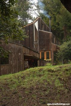 Charles W. Moore | Lawrence House | Sea Ranch; California | 1966