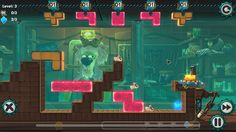 MouseCraft (Lemmings + Tetris + Mad Cat Scientist + 2.5D visuals + Cheese + Mice) http://mouse-craft.com/store/
