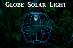 Do More for Less | Old Time Pottery globe solar light