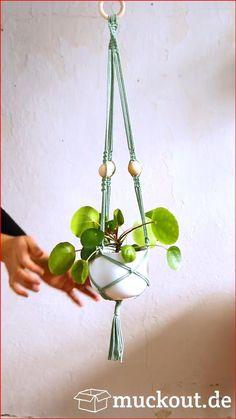 Macrame Plant Hanger Patterns, Macrame Plant Holder, Plant Holders Diy, Diy Hanging, Hanging Plants, Macrame Design, Macrame Projects, Plant Decor, Decoration