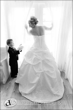 The Ring Bearer & the Bride | Flickr - Photo Sharing!