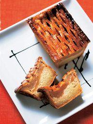 「アトリエ・ド・フロマージュ」の「自家製カマンベールのアップルパイ」
