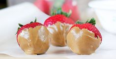 Substitute with almond butter covered strawberries and you have a great sugar free fungus free snack