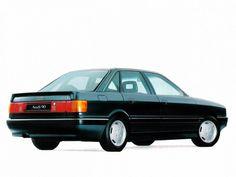 Audi - 90 (81,85) - 2.2 E quattro (85) (120 Hp)