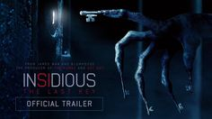 Insidious: The Last Key - Official Trailer (HD) - YouTube