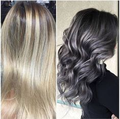 Stormy Weather Gray - Hair Color