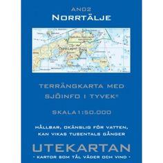 Utekartan - ANA02 Norrtälje 95,- sek  webshop- Roslagsbutilen ™