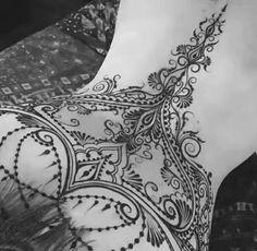 Lower Belly Tattoos, Hip Thigh Tattoos, Lower Back Tattoos, Bum Tattoo, Scar Tattoo, Sexy Tattoos For Women, Back Tattoo Women, Mandala Tattoo Design, Henna Tattoo Designs
