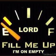 I Am Empty=I Need JESUS!