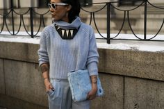 The Best Bags of New York Fashion Week Day