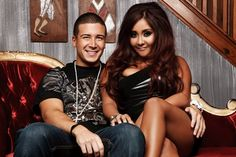 "Vinny Guadagnino & Nicole ""Snooki"" Polizzi  Perfect Couple"
