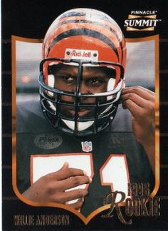 #1 RT #4 Bengal  1996-2007 Willie Anderson #168   Career compares to Joe Jacoby, Dick Schafrath, Jim Lachey, Rayfield Wright*, Ralph Neely, Leon Gray, Duane Putnam, Marvin Powell, Ed Budde, Stan Jones*