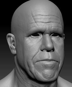 Clay Morrow's Portrait
