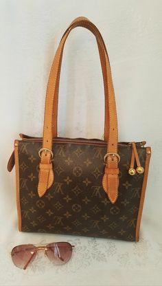 EUC Authentic Louis Vuitton Poppincourt Haut Monogram Tote W/ Dust Cover    Clothing, Shoes & Accessories, Women's Handbags & Bags, Handbags & Purses   eBay!