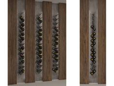 Wine rack MAVO by NOTEN design www.notendesign.pl | Stojak na wino MAVO