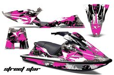 OMG!!! Chris, can we pleeeease paint our jet ski this color!? Or at least buy another one :)
