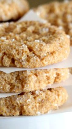 Peanut Butter Pudding Cookies ~ 3 ingredients... delicious and simple