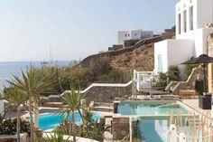 Luxury Suites, Late Summer, Private Pool, Mykonos, Luxury Travel, Villas, Pools, Mansions, House Styles